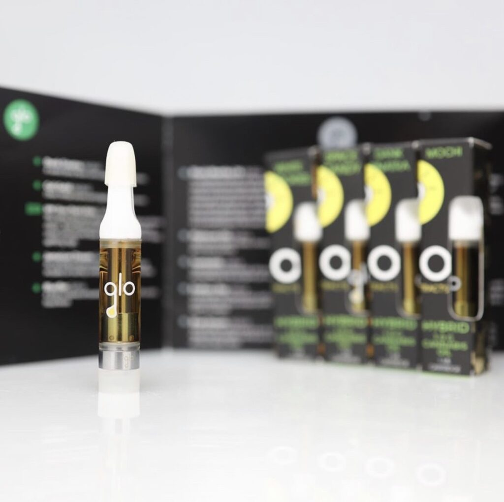 glo cartridges