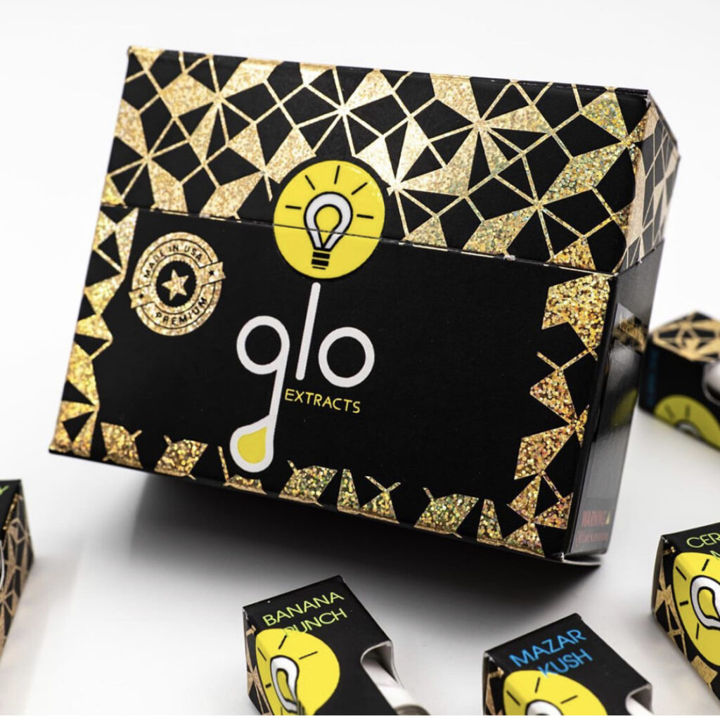 glo extract cartridges