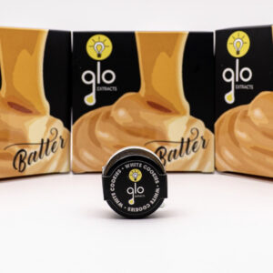 Glo Extracts White Cookies Batter