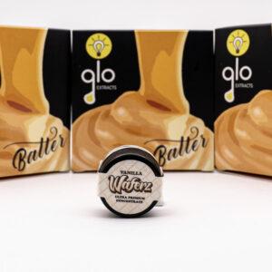 Glo Extracts Vanilla Waferz Batter