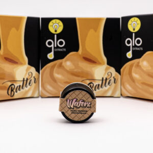 Glo Extracts Waferz Batter