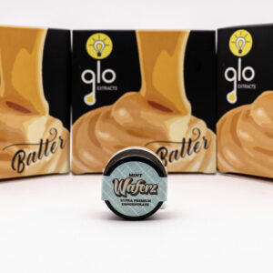 Glo Extracts Mint Waferz Batter